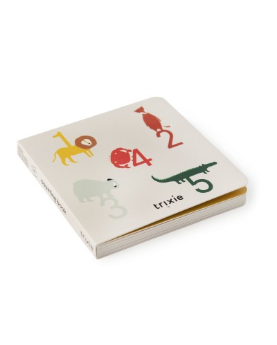 Counting book animals
